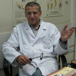 Бабенков Николай Владиславович